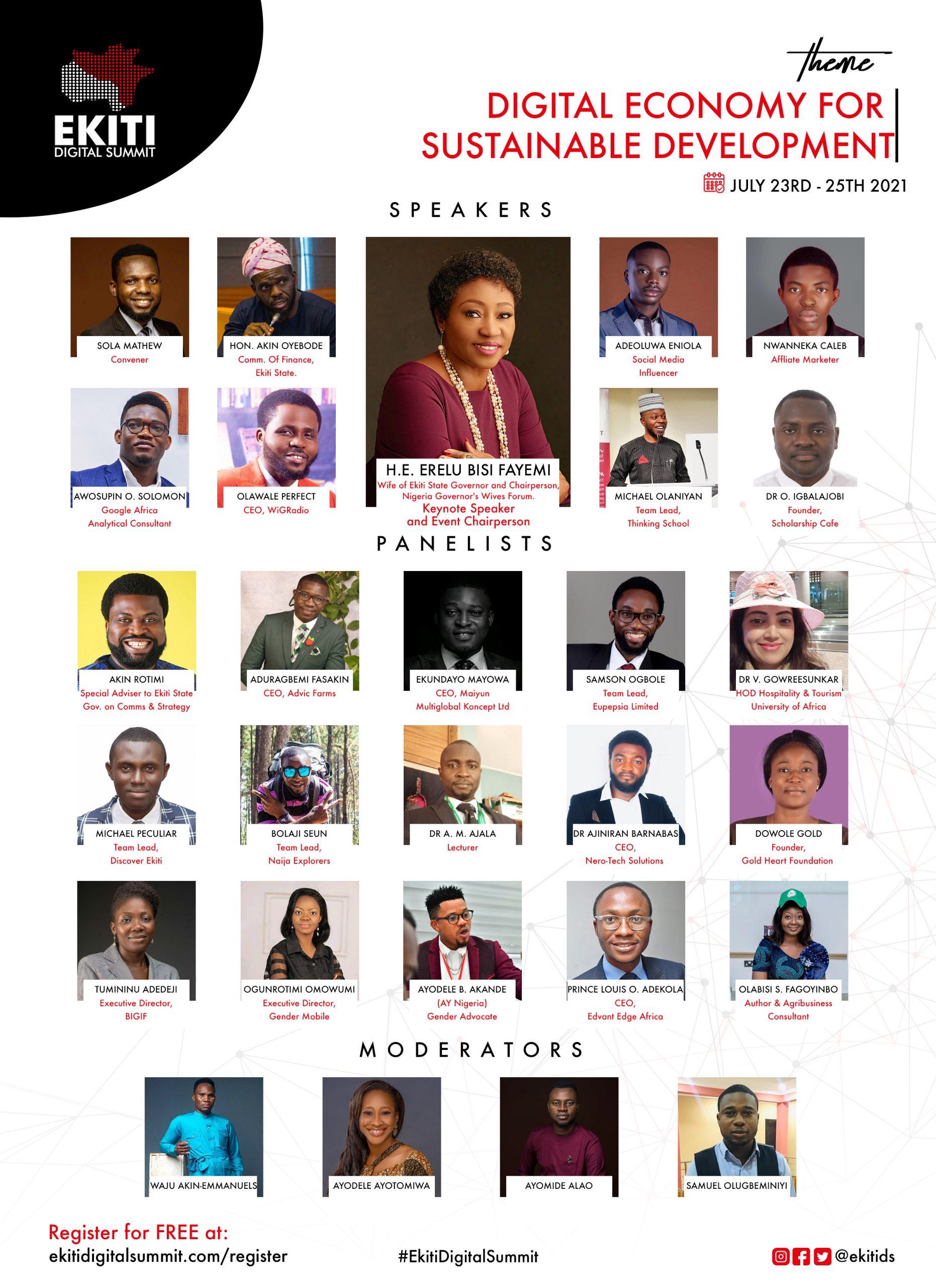 Ekiti Digital Summit 2021
